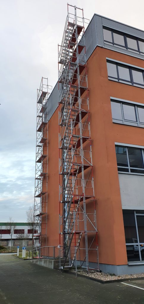 Gerüstturm Köln mieten Treppenturm kaufen