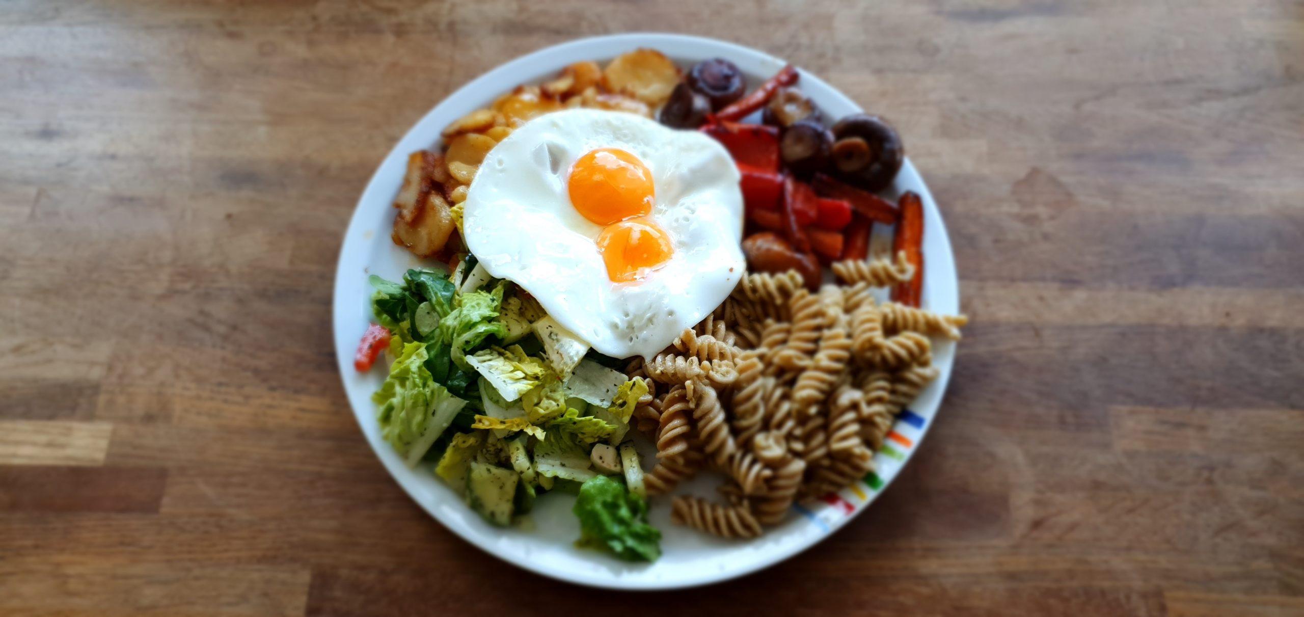 Vegetarisches Essen Sonntag Mittag
